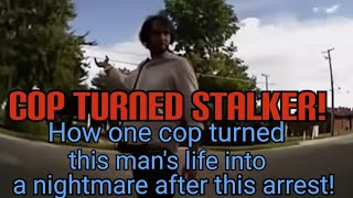 COP DEVEOLPS OBSESSION FOR MAN & HIS FAMILY. *MIRRORED