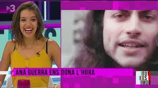 """Tot es mou - Ana Guerra ens visita a """"Tot es mou"""""""