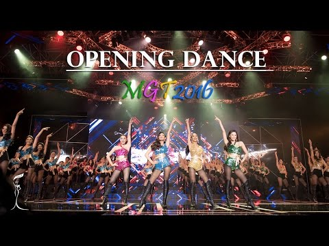OPENING DANCE - Miss Grand Thailand 2016 [HD]
