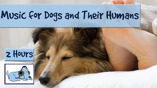 2 And A Half Hours Of Relaxing Dog Music! Knock Yourself/your Dog Out!