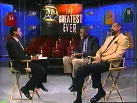 Bill Russell and Wilt Chamberlain Interview (1997)