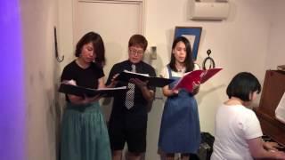 『ジブリメドレー』国立音大生のホンキ(猫の恩返し〜千と千尋〜トトロ