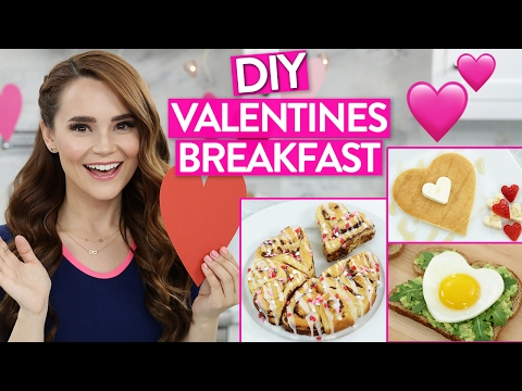 Generate DIY VALENTINES DAY BREAKFAST IDEAS! Pictures