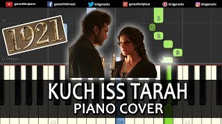 Kuch Iss Tarah Song 1921 | Piano Cover Chords Instrumental By Ganesh Kini