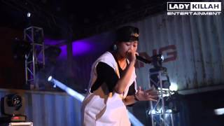 di dat   jiny ft race   live perform at cray cray music fest