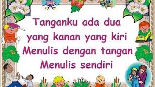 Gambar cover TANGANKU ADA DUA (LIRIK) - Lagu Anak - Cipt. Pak Kasur - Musik Pompi S.