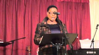The Seven Last Sayings of Jesus Christ - Donna McDermott at HIPM, 2014