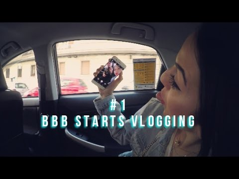 VLOG #1 BBB ON THE GO || Barcelona with Huawei
