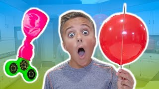 FUN BALLOON PARTY TRICKS!