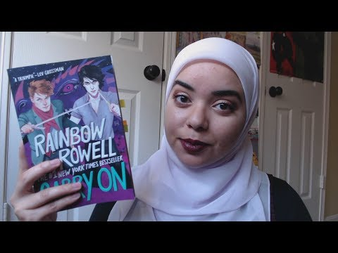 Carry On by Rainbow Rowell - Book Review