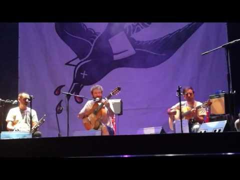 Juanito Makande - Churrete y Ringo. Gran Teatro Huelva