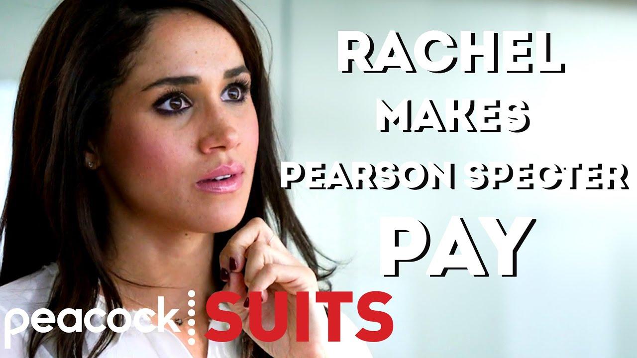 Rachel Makes Pearson Specter Pay For Her Law School | Rachel VS Jessica | Suits