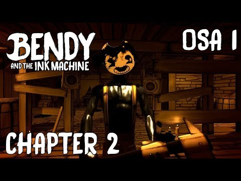 MUT AIJOTAAN UHRATA?! | Bendy And The Ink Machine | Chapter 2 #1