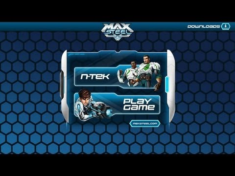 max steel rise of clementor gameplay walkthrough ios game ipad and