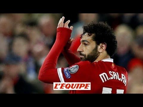 Salah, une saison hors normes - Foot - C1