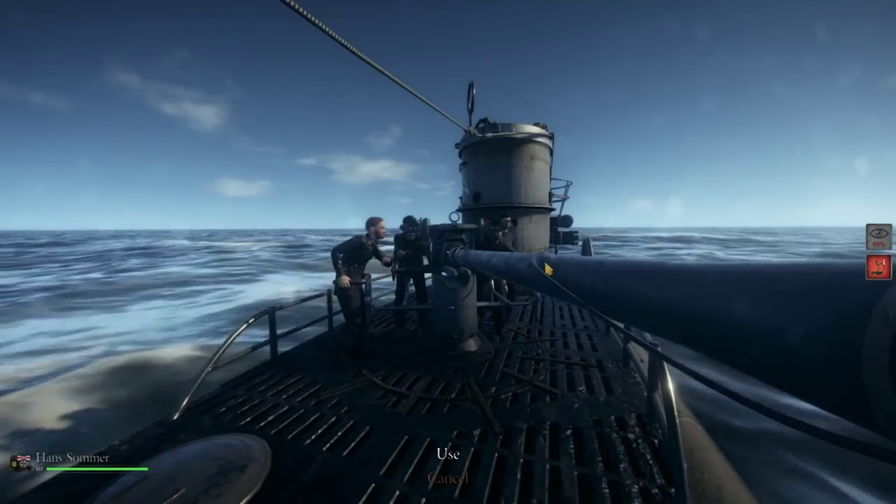 UBOOT: New World War 2 Submarine Simulation Strategy Game Trailer 2018