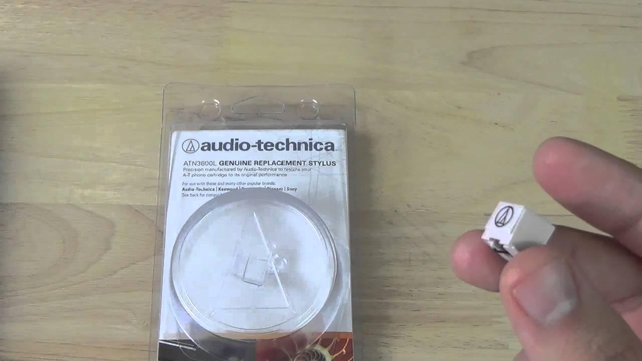 audio technica needle broke