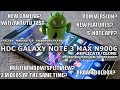 REAL MULTI-WINDOW for the HDC GALAXY Note 3 MAX N9006 (Black) MTK6589 / NOTE 3 FAKE