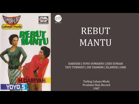 [Full] HQ Drama Tarling Cahaya Muda - Rebut Mantu (1987)