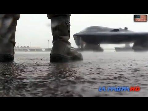 B-2 Spirit : Strategic Stealth Bomber USAF