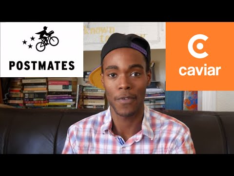 Postmates Vs Caviar Compare and Contrast