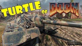 World of Tanks - PURE Gameplay [T95 DOOM TURTLE | 10 KILLS, 9400 DMG by fire2b]