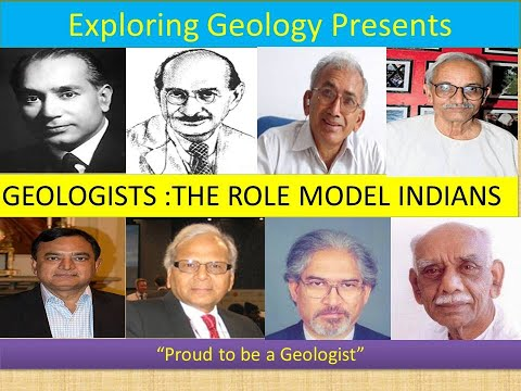 Famous Indian Geologists|| An Adoration by J.P.Singh