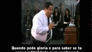 Graves erros nas adivinhações do pastor Gilberto Fernandes