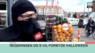 Regeringen forbyder Halloween | DR P3