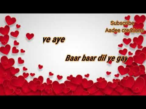 Download】Baar Baar Din Yeh Aaye – happy birthday papa [ short