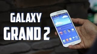 Samsung Galaxy Grand 2, Review en español