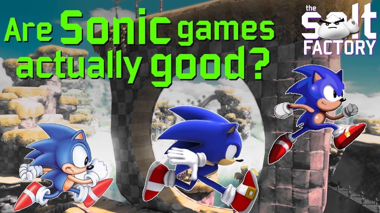 All the Sonic Games - IMDb