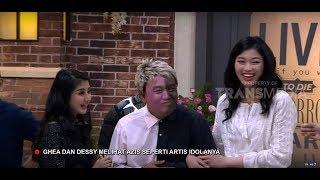 Download lagu MIMPI APA, Azis Diperebutkan Dessy JKT48 dan Ghea Youbi | OPERA VAN JAVA (08/12/18) Part 2