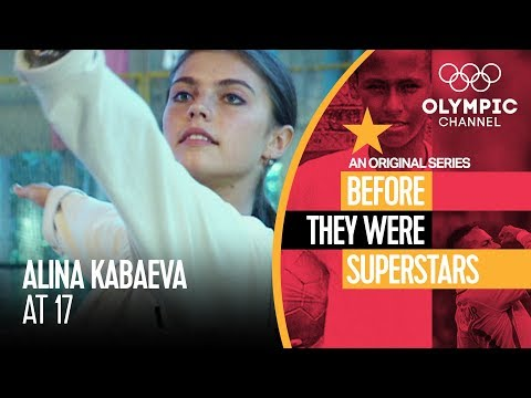 Alina Kabaeva Before Her First Olympics | Before They Were Superstars
