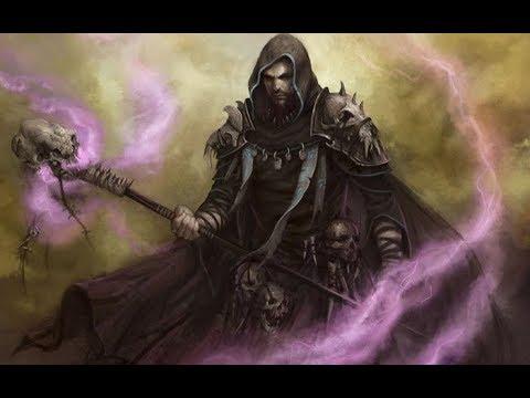 Skyrim - Requiem 2.0.2 Dead-is-Dead. Бретонец-Некрофил и Настоящий норд. #1. Начнем с козырей.