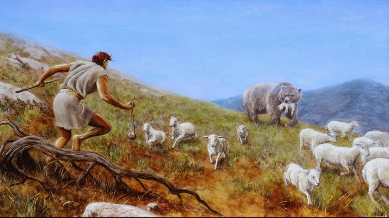 the story of david and goliath Free bible lesson plans, cartoons, and puzzles for parents and teachers teach your children the story of david and the mighty giant, goliath.