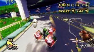 Mario Kart Wii - Countdown Race Mode! (Custom game mode by MrBean35000vr)