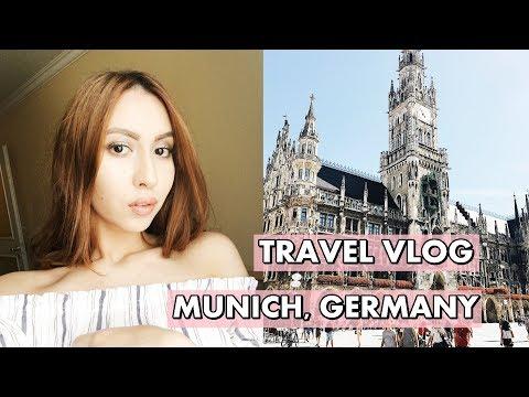 MUNICH, GERMANY | TRAVEL VLOG | Leila Mekhdiyeva
