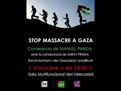 Stop Massacre a Gaza