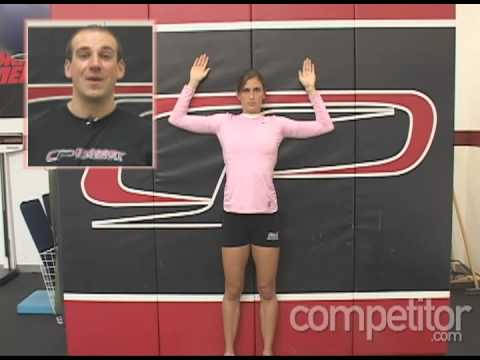 Monday Minute: Scapular Wall Slide