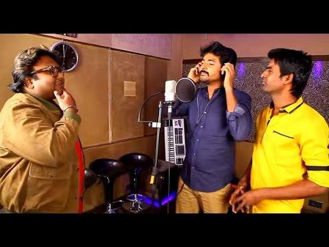 Sivakarthikeyam's Yennamma Ippadi Panreengalaema Making Video
