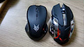 ZERODATE X70 Gaming Mouse - YouTube