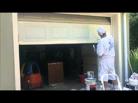 Trim, Garage Door