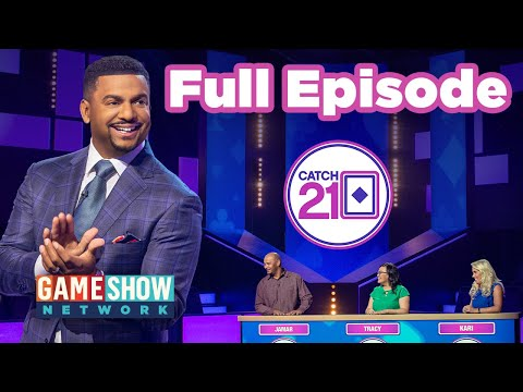 Catch 21   FULL EPISODE   Game Show Network