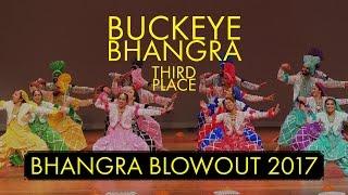 Buckeye Bhangra - Third Place @ Bhangra Blowout 2017