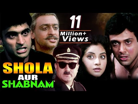Shola Aur Shabnam in 30 Minutes | Govinda | Divya Bharti | Anupam Kher | Hindi Comedy Movie