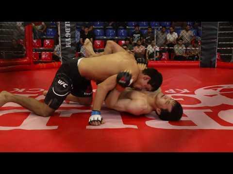 Колизей: Битва Чемпионов 7: Хафиз Сакибеков (Таджикистан) vs. Актан Максатбеков (Кыргызстан) | 66 кг
