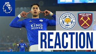 'Happy To Help With Goals' - Ayoze Pérez | Leicester City 4 West Ham United 1