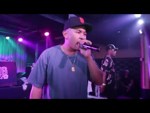 kool john & p-Lo live #younghawaii