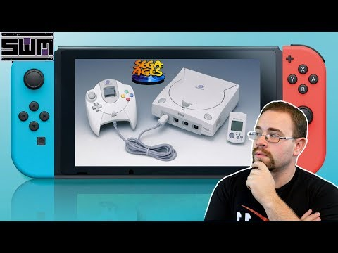 Dreamcast And Saturn Games Going To Nintendo Switch? SEGA Seems To Think So
